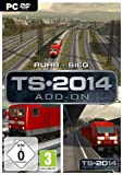 Train Simulator 2014 - Ruhr-Sieg Route Add-On Steam Code (PC)