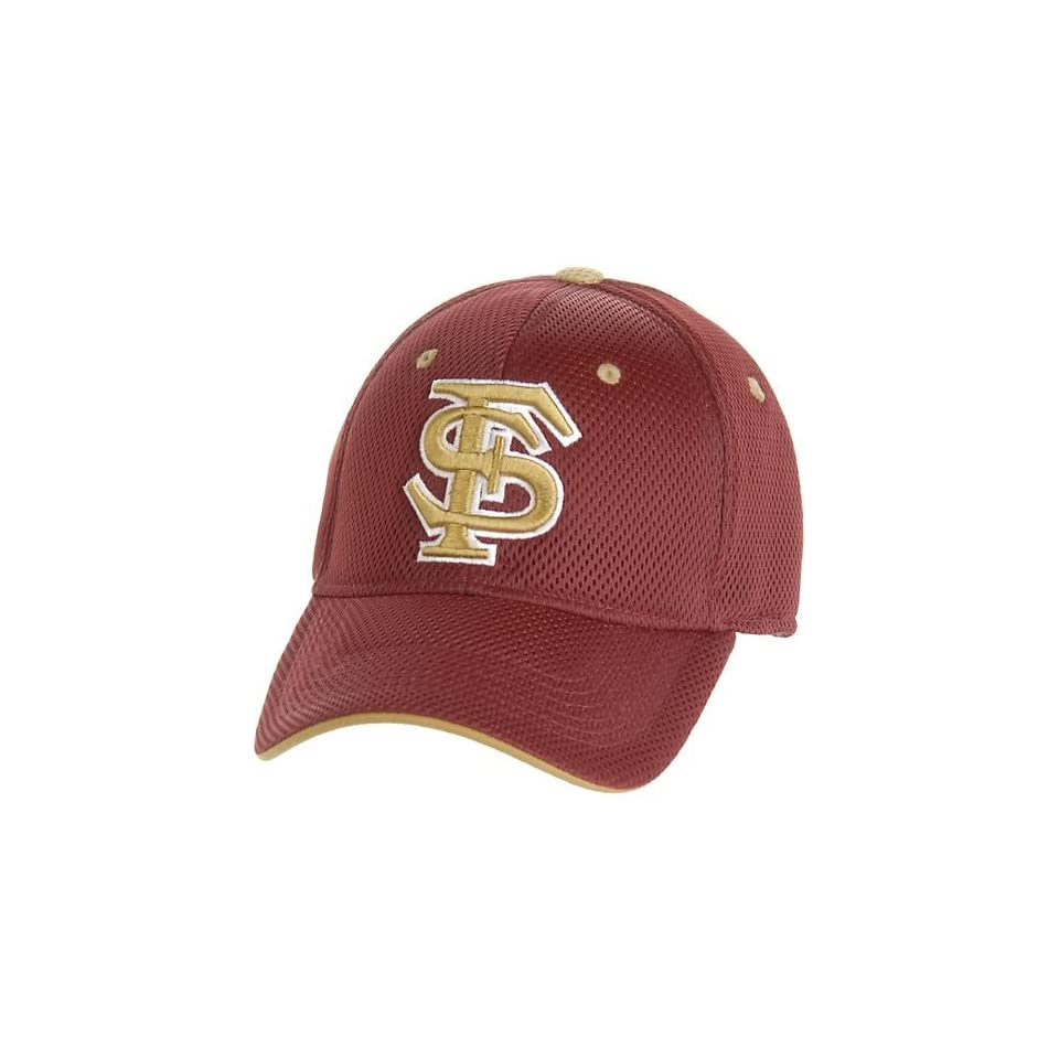 FLORIDA STATE SEMINOLES OFFICIAL NCAA LOGO ONE FIT PERFORMANCE HAT CAP