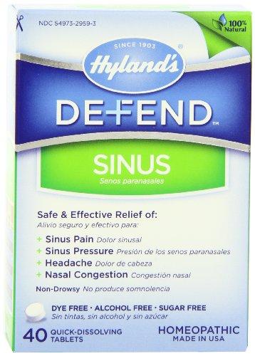 Défendre Sinus, 40 comte de Hyland