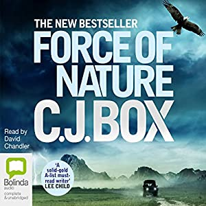 Force of Nature Audiobook