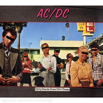 AC/DC - Dirty Deeds Done Dirt Cheap - Edition digipack remasteris?? (inclus lien interactif vers le site AC/DC) - Zortam Music