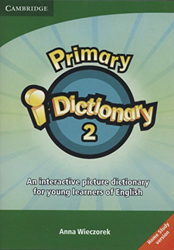 Primary i-Dictionary 2 Low Elementary DVD-ROM (Home user)