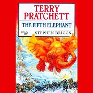 The Fifth Elephant: Discworld #24 | [Terry Pratchett]