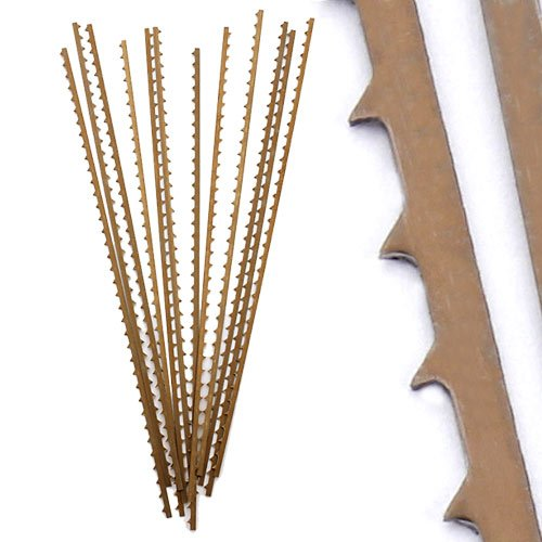 Scroll Saw Blades for Thick Wood, 12-Pack (Dewalt Scroll Saw Blades compare prices)