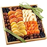 Golden State Fruit Mosaic Dried Fruit Gift Tray