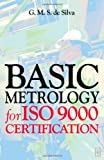 echange, troc G.M.S.de Silva - Basic Metrology for Iso 9000 Certification