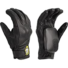Sector 9 Lightning Slide Gloves L/Xl [Black]