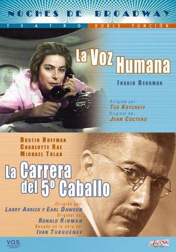 la-voz-humana-the-human-voice-1966-la-carrera-del-5-caballo-the-journey-of-the-fifth-horse-1966-span