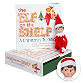 The Elf on the Shelf - Boy Elf Edition with North Pole Blue Eyed Light Boy Elf and Boy-character Themed Storybook