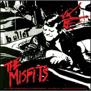 The Misfits - Bullet - Die Cut Vinyl Sticker Decal (Misfits Bullet Vinyl compare prices)