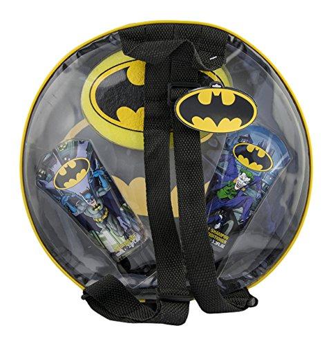Batman DC Comics Grooming Kit Total - Pacco da 4 Prodotti