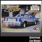77 Monte Carlo LowRider 1977 モンテカルロ ローライダー Revell 85-1918 1:25スケール Chevrolet プラモデル [並行輸入品]