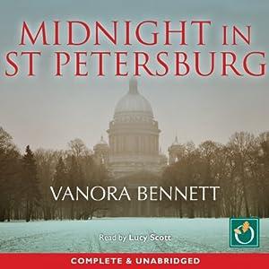Midnight in St. Petersburg Audiobook