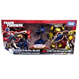 Optimus Prime and Bumblebee TG-24 Transformers Generations Takara Tomy Action Figures