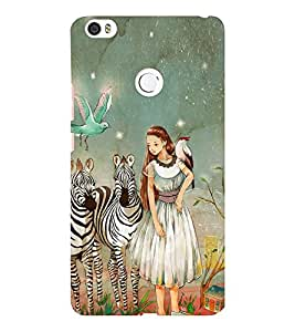 EPICCASE fairy tale Mobile Back Case Cover For Xiaomi Mi Max (Designer Case)