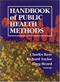 img - for Handbook of Public Health Methods book / textbook / text book