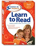 Hooked on Phonics Learn to Read Pre-K Level 1 (Hooked on Phonics: Level 1)
