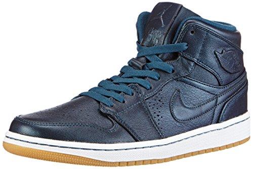 nike-air-jordan-1-mid-nouveau-herren-hohe-sneakers-blau-spc-bl-spc-bl-white-gm-lght-br-43