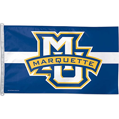 Marquette Golden Eagles 3x5 Flag light therapy instrument for skin beauty anti inflammation acne scar eliminating constringe pore enhance skin elasticity