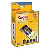 Kodak Li-Ion Universal Battery Charger Kit K7600-C - Battery charger - AC / car