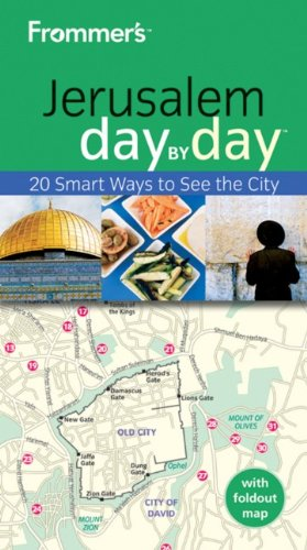 Frommer's Jerusalem Day by Day (Frommer's Day by Day - Pocket)