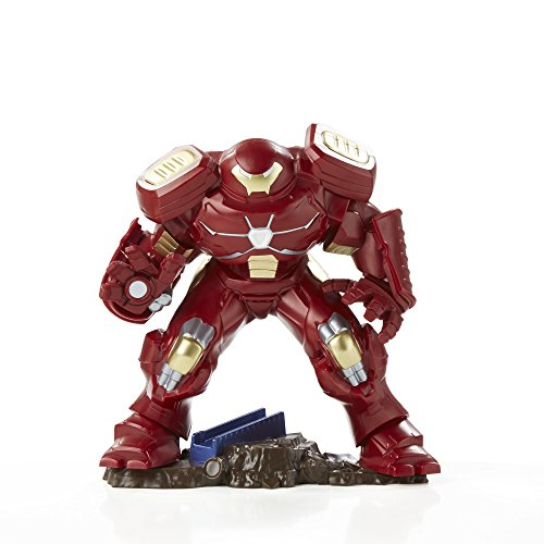 Playmation Marvel Avengers Hulkbuster Hero Smart Figure - 1