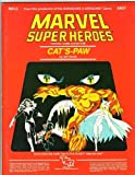 Cat's-Paw (Marvel Super Heroes module MH5) (0880381329) by Grubb, Jeff