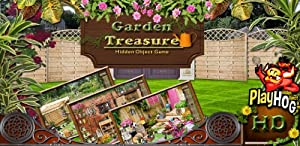 Garden Treasure - Hidden Objects Game [Download] by BLUEARTSTUDIOS-105397-105397