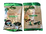 Russell Stover Mint Patties in Fine Dark Chocolate Pack of 2 (3 Oz Each)