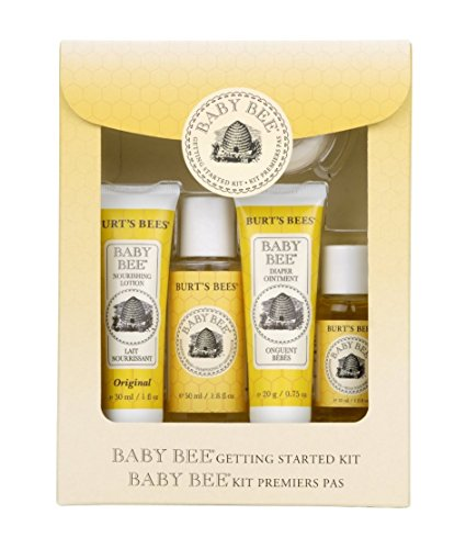 Burt's Bees Baby Bee Getting Started Gift Set image