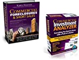 Commercial Real Estate BUNDLE - 2 ITEMS: Commercial Analyzer Software & Commercial Foreclosures & Short Sales Agent Course