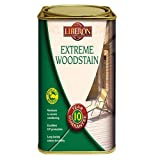 Liberon LIBEWHP1L 1 Litre Extreme Wood Stain with Honey Pine Finish