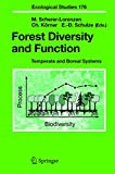 img - for Forest Diversity and Function: Temperate and Boreal Systems (Ecological Studies) book / textbook / text book