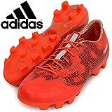 アディダス(adidas) 日本人仕様 ハードグラウンド用 サッカースパイク 25.0cm F30 TRX LEA レザー HG B26689 ソーラーレッド/ランニングホワイト/コアブラック  国内正規品