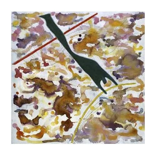 Pole Vault by Gil Mayers. Size 10.00 X 10.00 Art Poster Print