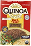Ancient Harvest Organic Quinoa, Inca Red, 12-Ounce Boxes (Pack of 12)