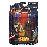 Darth Sidious and Yoda Star Wars Mission Series MS10 Figure 2 Pack