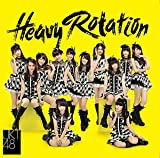 JKT48 Heavy Rotation ヘビーローテーション CD + DVD (Type-A) 1st Album