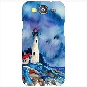Design Worlds - Samsung Galaxy S3 Neo Designer Back Cover Case - Multicolor...
