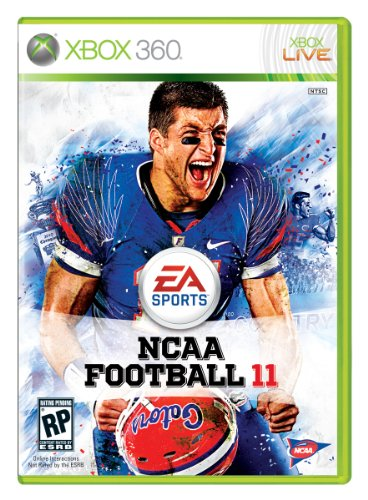 NCAA Football 11 - Xbox 360 (Espn Football Xbox compare prices)