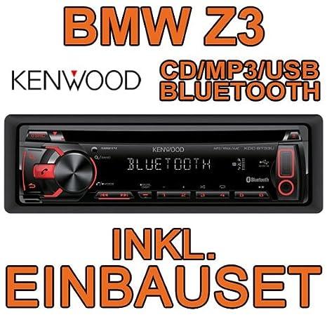 BMW z3 kenwood-kDC-bT33U kit de montage