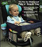 """ON THE GO"" WATERPROOF PLAY N SNACK TRAY"