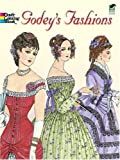 Godey's Fashions Coloring Book (Dover Pictorial Archives)