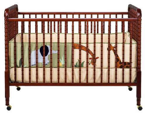 DaVinci Jenny Lind 3-in-1 Convertible Crib Cherry at Sears.com