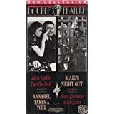 Annabel Takes A Tour / Maid's Night Out [VHS] ~ Lucille Ball