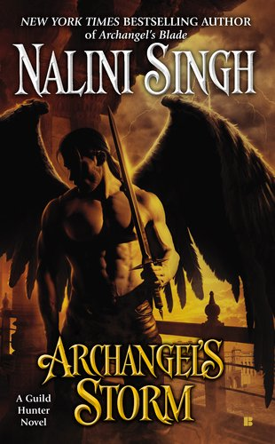 Image of Archangel's Storm (A Guild Hunter Novel)