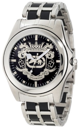 Marc Ecko Men'S E95016G9 The Encore Three Hand Watch front-718519
