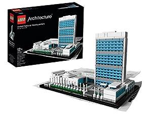 LEGO Architecture 21018: United Nations Headquarters