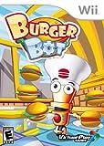 Burger Bot - Nintendo Wii