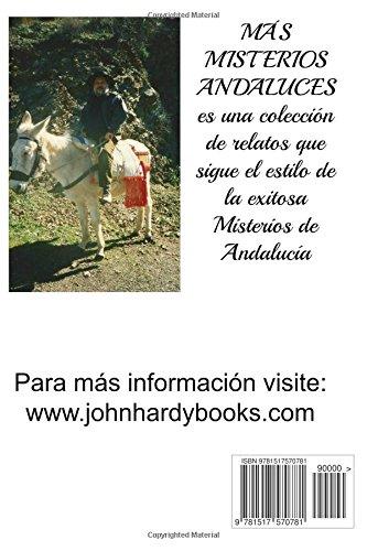 Más Misterios Andaluces: Una colección de historias cortas